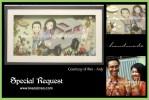 Jasa Hias Mahar Pernikahan Online -custom couple
